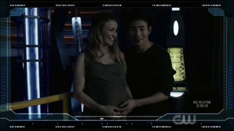 if monty and harper still ship bellarke after 125 years, i guess we can too  thank you both, 'may we meet again'