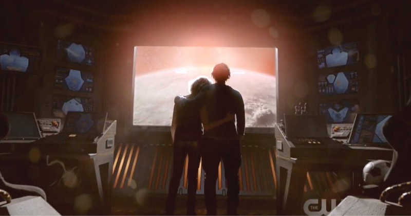 The final episode is beautiful and fantastic😻❤️.  #the100