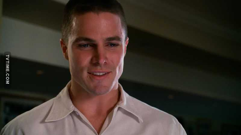 Oh hi Oliver Queen! Starling City doesn't need Arrow anymore?