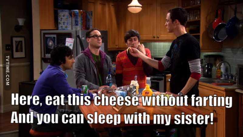 Oh Sheldon 😂😂😂😂😂