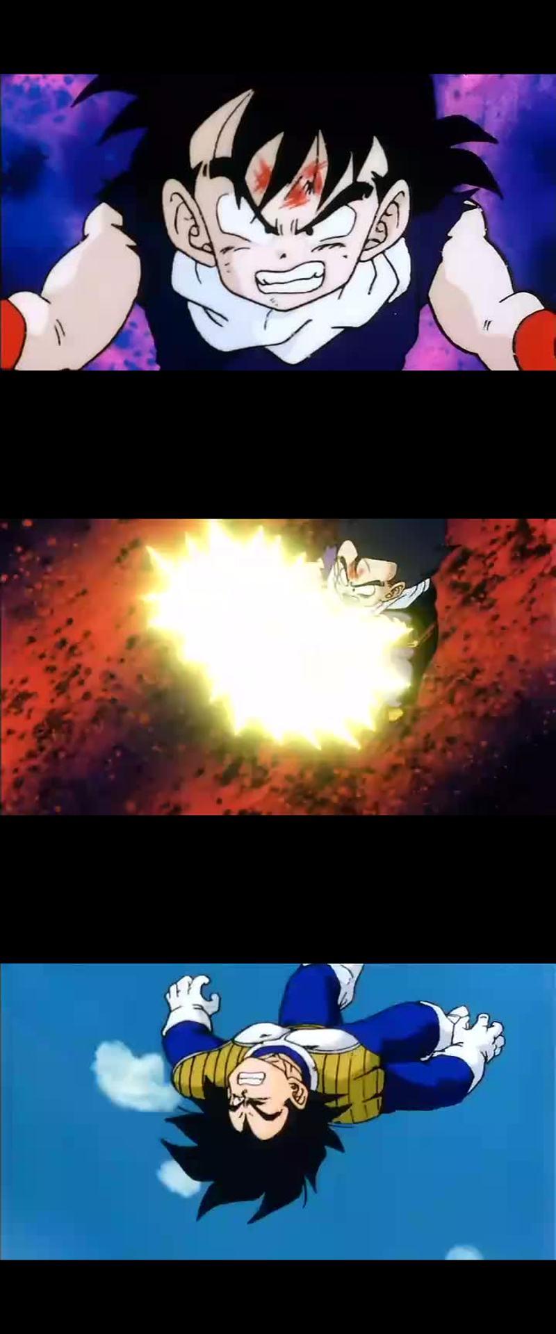 Essas raivas de Gohan são as melhores!