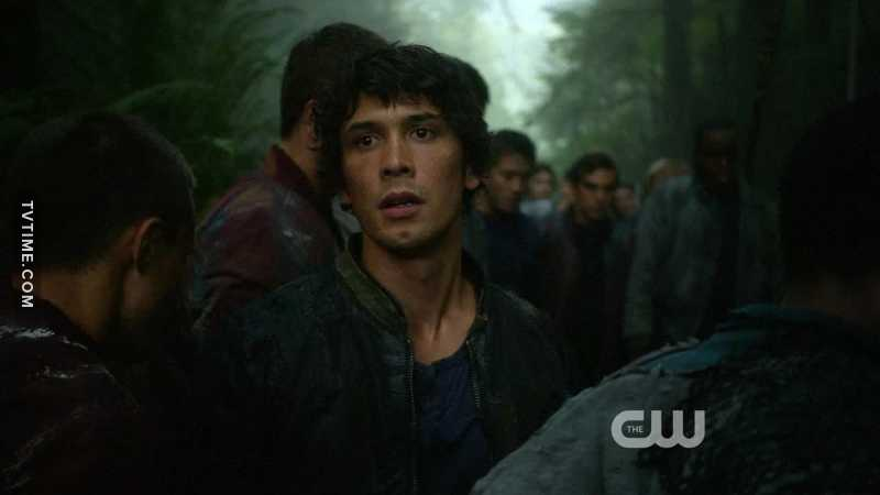 I think in this episode everyone loves Bellamy ❤️
