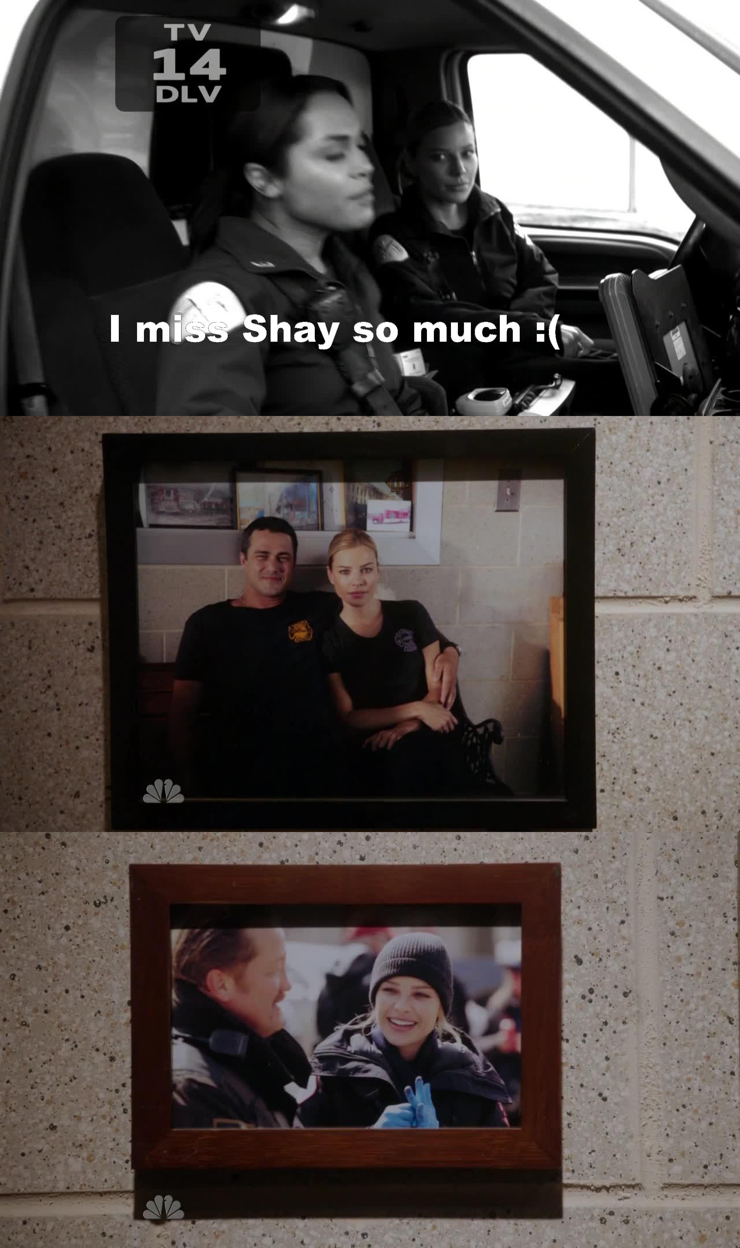 RIP Shay :( Still miss her