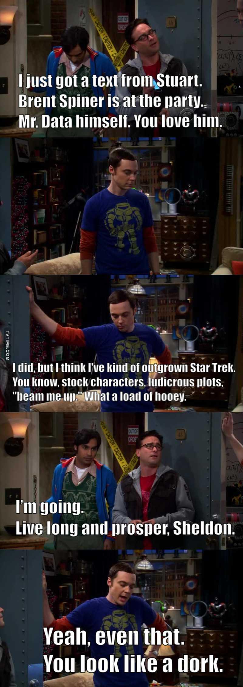 Sheldon is my little baby 😂❤️
