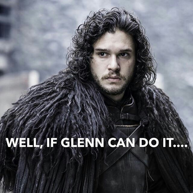 #TheWalkingDead #GameOfThrones #GlennIsAlive