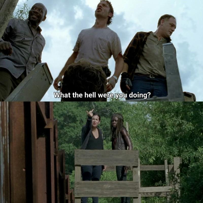 Tara like a boss! hahahahaha 🔫😂