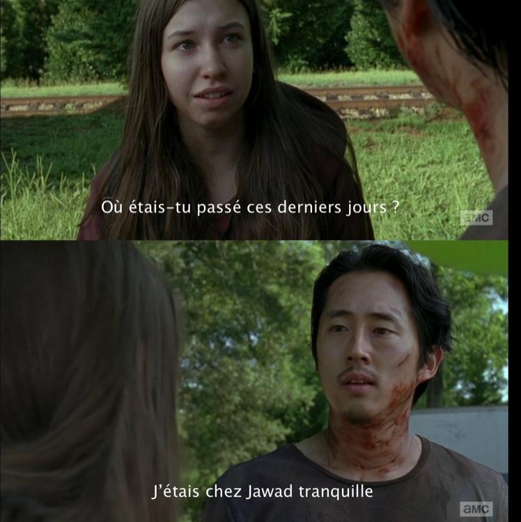 On sais enfin où était ce bougre de Glenn