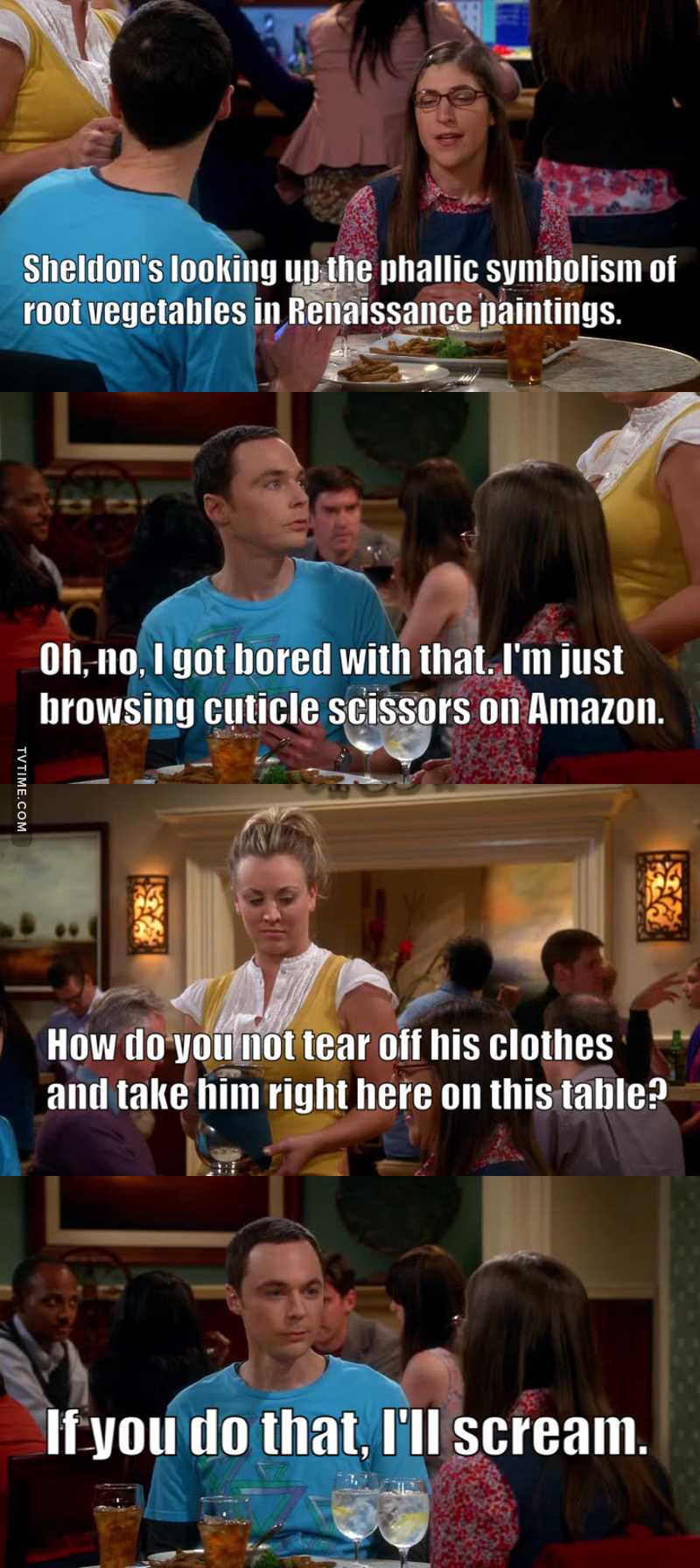 Sheldon is my little baby 😂😂❤️