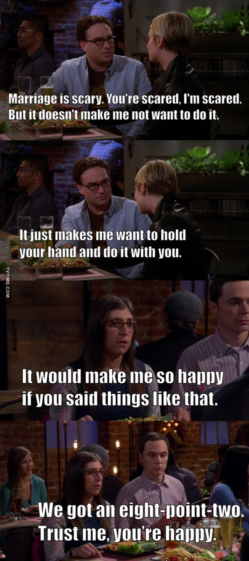 You gotta love Sheldon 😂😂😂