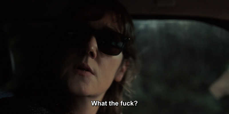 Me during this episode: