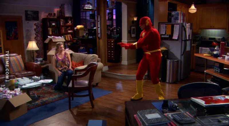 Sheldon on coffee ...