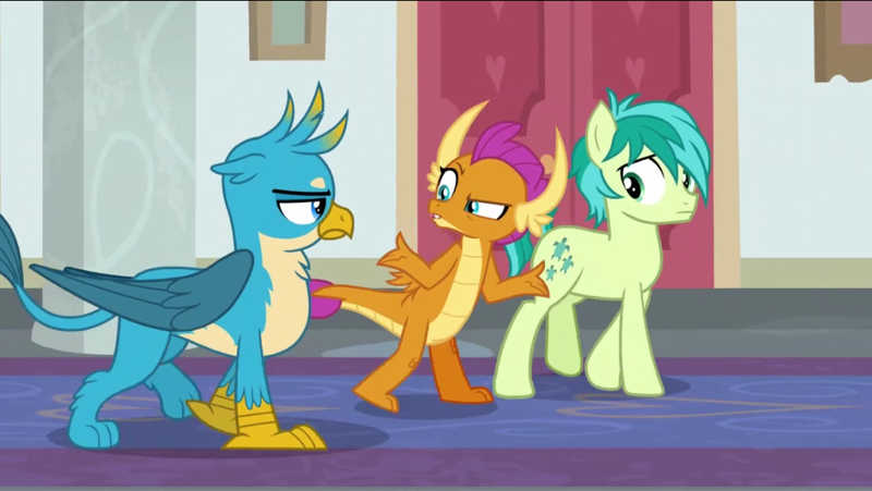 dose anypony realize that he/she has the same colors as scootaloo ?