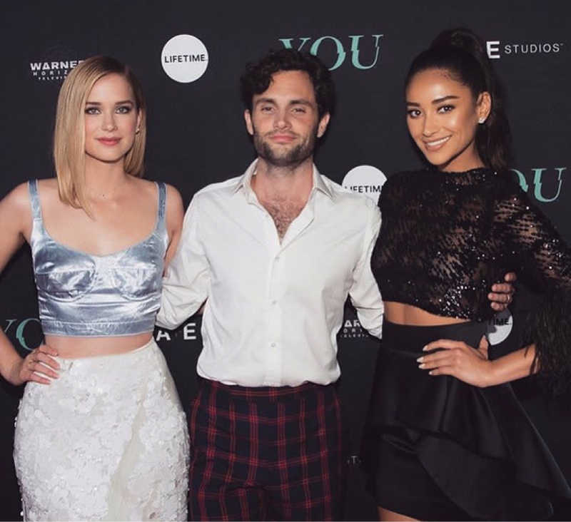DESPITE THE FACT THAT THIS SHOW REALLY STARTED STRONG, CAN WE PLEASE TALK ABOUT HOW BEAUTIFUL THIS CAST IS? 😍