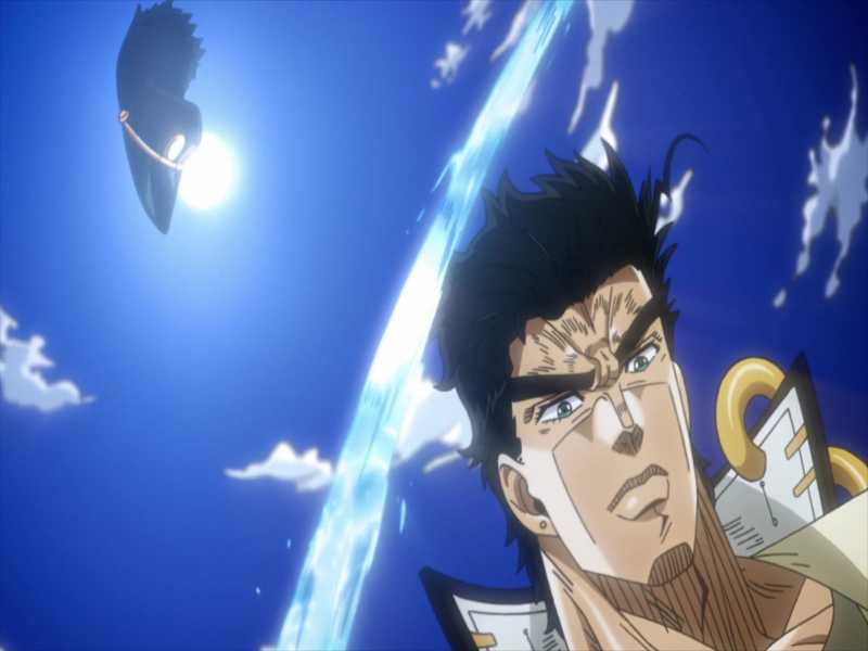 YES! i want to see more Jotaro moment