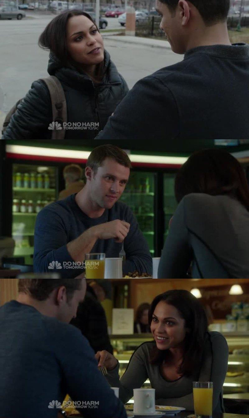 I like Peter but I want Gabriela with Matt!