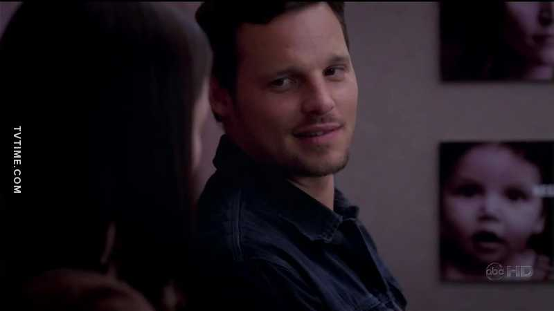 So, Karev is right back to being an asshole. Nice.