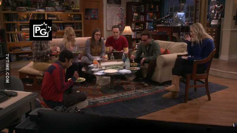 Guys, Enjoy last episodes of The Big Bang Theory. The end is near and we won't watch this reunion again 😞😢