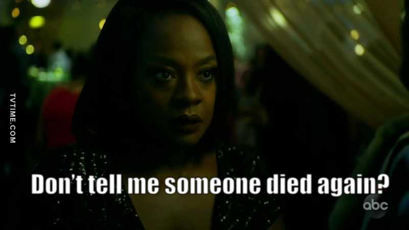 How To Get Away With Murder in a nutshell: