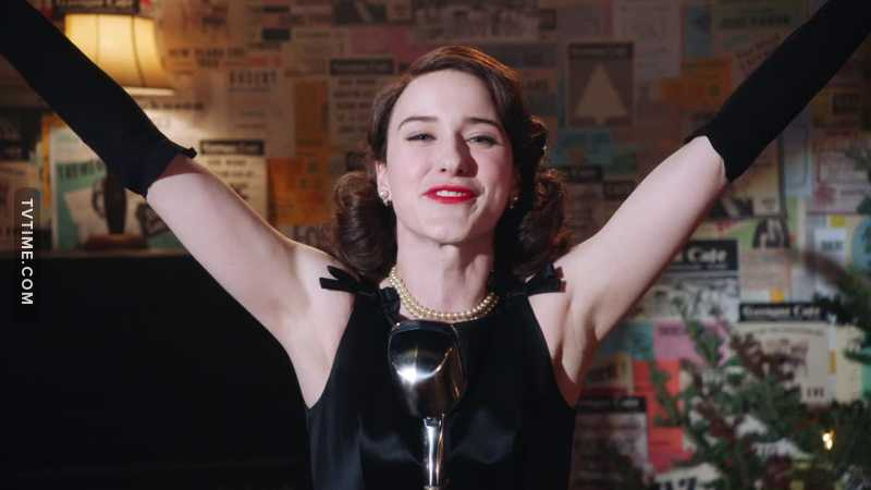 Never saw a first season so well written ! It's close to perfection ! #TheMarvelousMrsMaisel