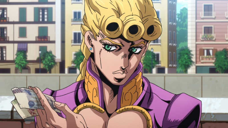 When someone says I have all the episodes of part 5  Me: