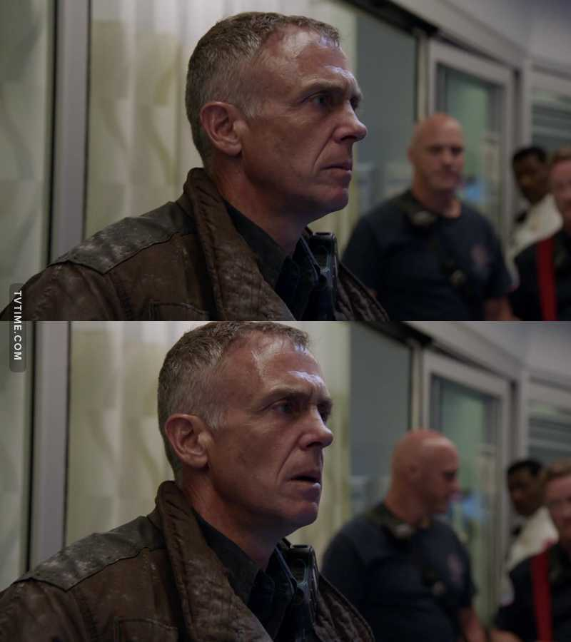 The look on his face literally broke my heart. It's not your fault Christopher! 💔💔😭😭