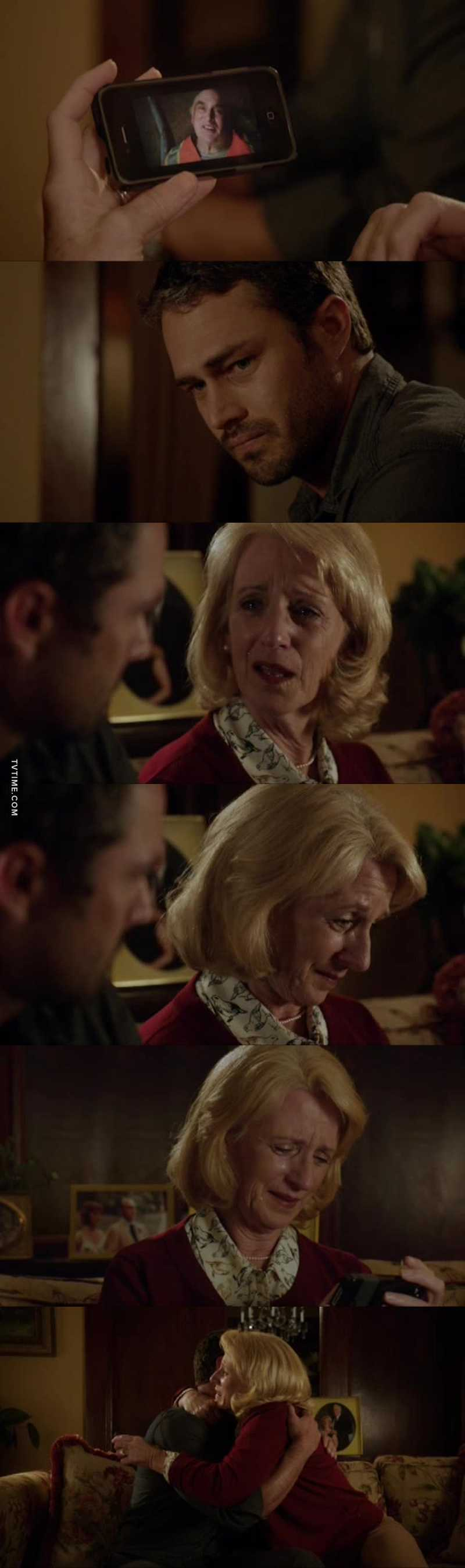 Really great episode and really emotional scene.
