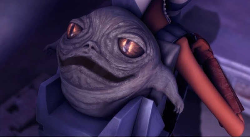 People seem to forget both Clone Wars and Rebels started out super cheesy #NeverForgetStinkyTheHutt
