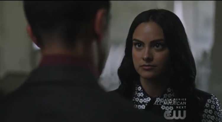 """You don't have a daughter anymore"" YES VERONICA"