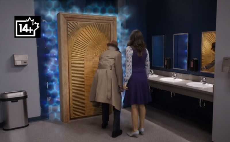 Wow, this new Doctor Who looks awesome!