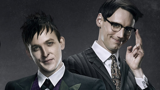 Can I just just say for me, this has been the best portrayal of Penguin and Riddler I've seen. Bonus on the actors!!