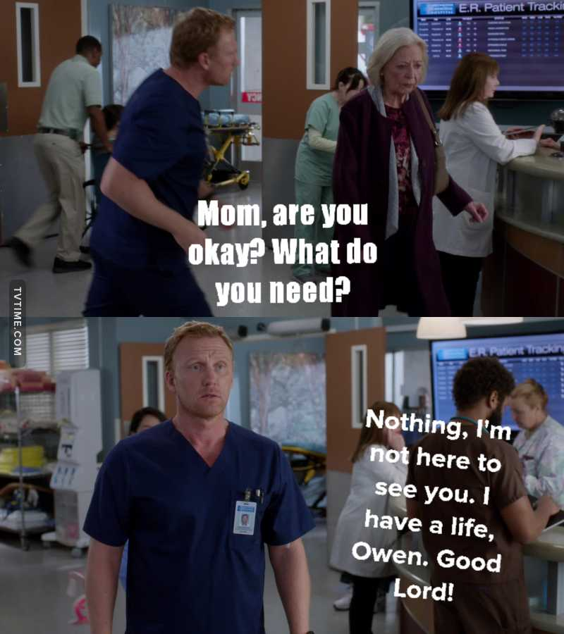 I cracked up with this scene 😂😂
