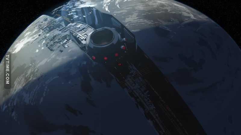 Le lien avec l'Episode VII, en tout cas un démarrage sympa. A voir pour la suite
