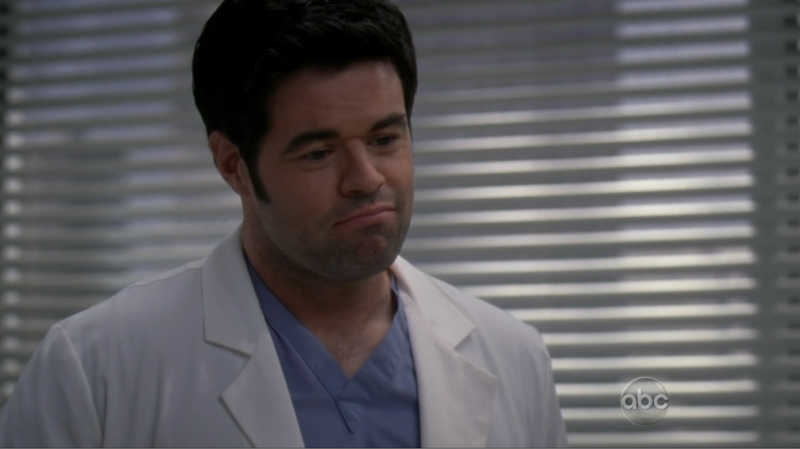 """When Alex said """"I hate that guy"""" I immediately pictured Lexie saying it to Charles 😂"""