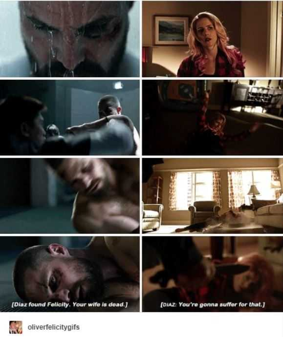 The episode was even better then i thought. wow. probably the best Arrowverse premiere ever. the fight parallel scene was EVERYTHING. WELCOME BACK ARROW