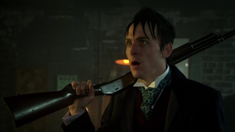 Ok. That face in this scene is THE reason I just love Penguin!!