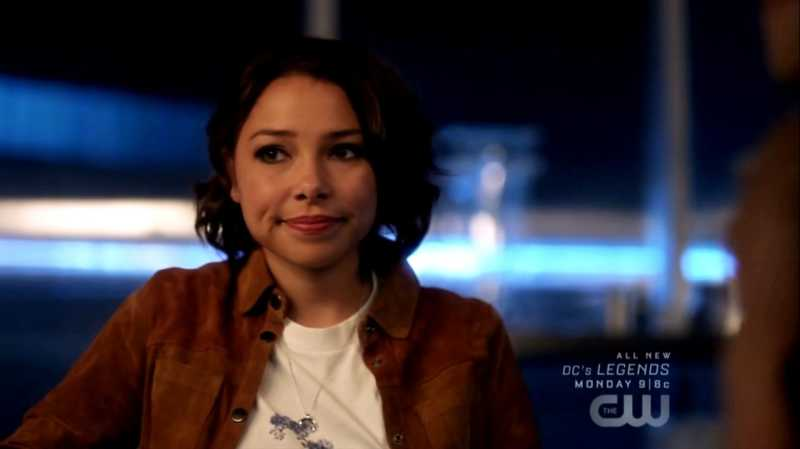 "The look Nora gave when Iris said ""Go team West-Allen"" was epic 🤣🤣 Basically The Flash writers made Nora a representative of the flash fandom 😂😂😂👏👏👏"