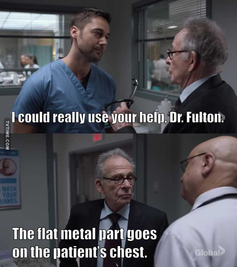 Dr. Kapoor at his best! Love this guy and Iggy
