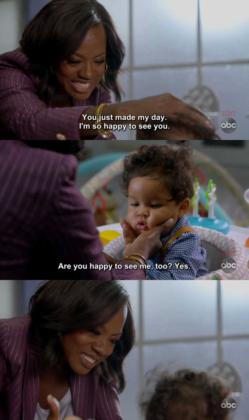 Annalise and Christopher scenes are so cute 😻