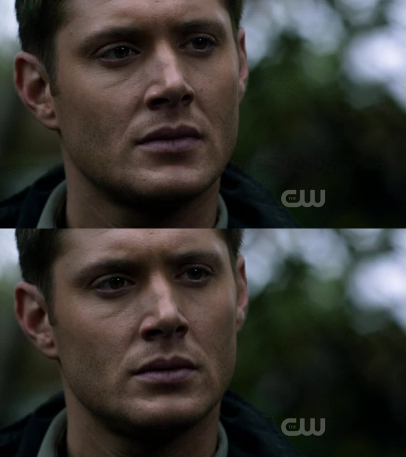 Dean: Just another deadbeat dad with a bunch of excuses, I'm used to that! *sound of my heart breaking into a million pieces* 😭 😭