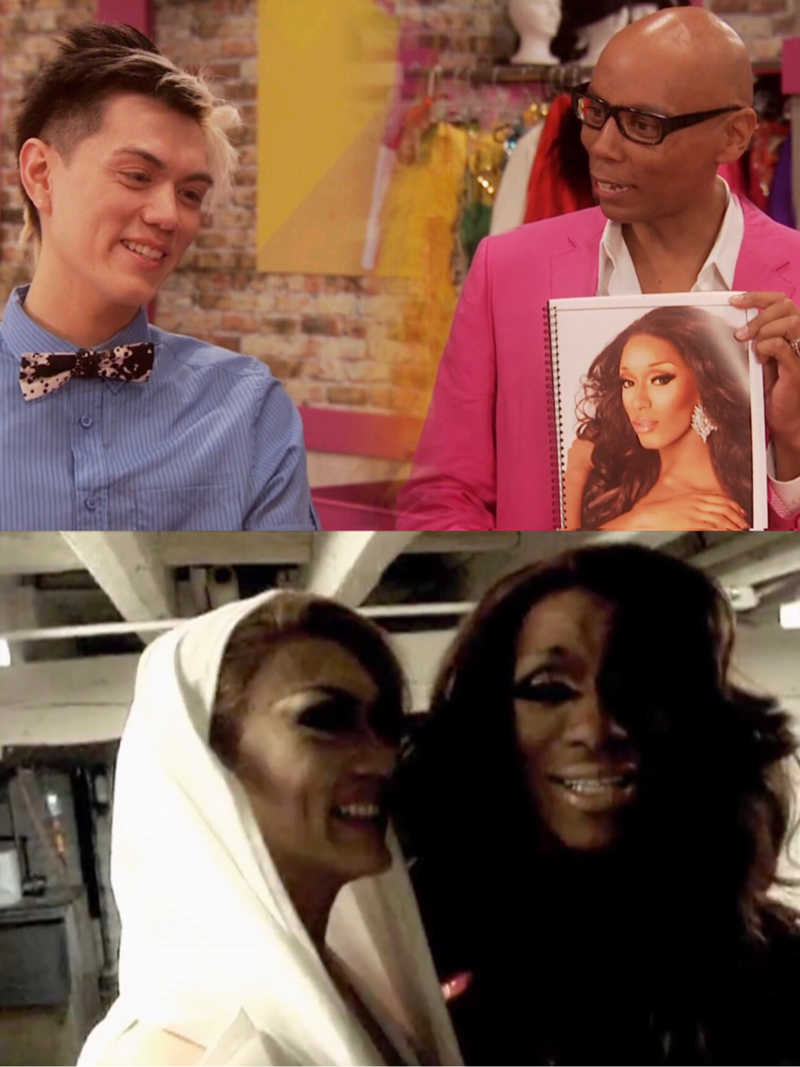 Look at Manila eyes.. she's so in love.. I can't stop to think about Sahara.. She was really a pure soul, I'm sure she's one of the best angel now❤️ We miss you Sahara Davenport 💓