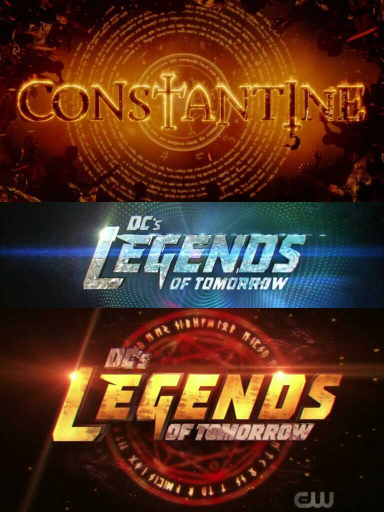 I'm a sucker for Opening titles and the fact that they are using Constantine elements and the Demon seal makes me so happy! ❤❤ :') This season won't be just unicorns & fairies afterall.