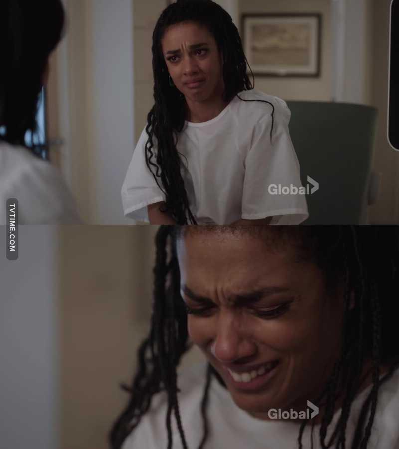I cried when she cried 😢