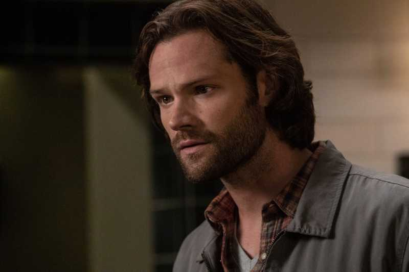 """""""It's just, ever time I think about it, it's like a nightmare. I can't eat. I can't sleep. It's always just there, watching.""""  When you think he is talking about Micheal but he is actually talking about Sam's beard."""