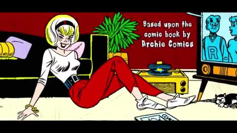 I loved the opening, and the reference to Archie Comics.