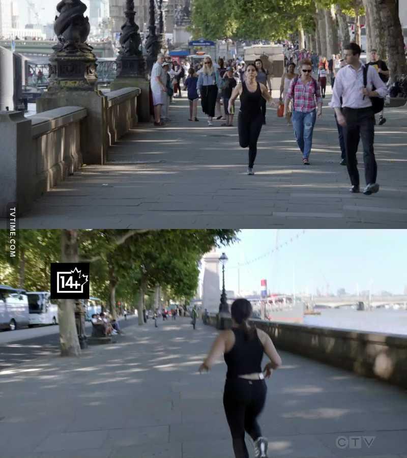 That run was weird 😬🤔
