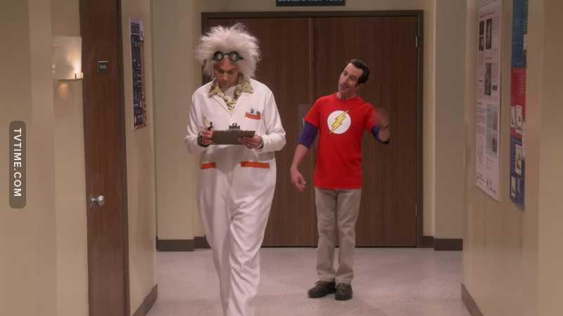 Melhor Episódio da temporada Ri muito com esse ep xD aquela parte do Sheldon e da Bernadette haha