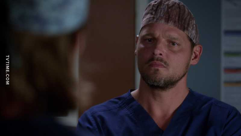 I will never get tired of his character. Alex Karev, you are one of the best. I swear.❤️