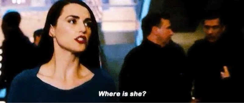 "When Lena marched into the DEO saying, ""where is she,"" she was not talking about Supergirl, she was talking about Kara"