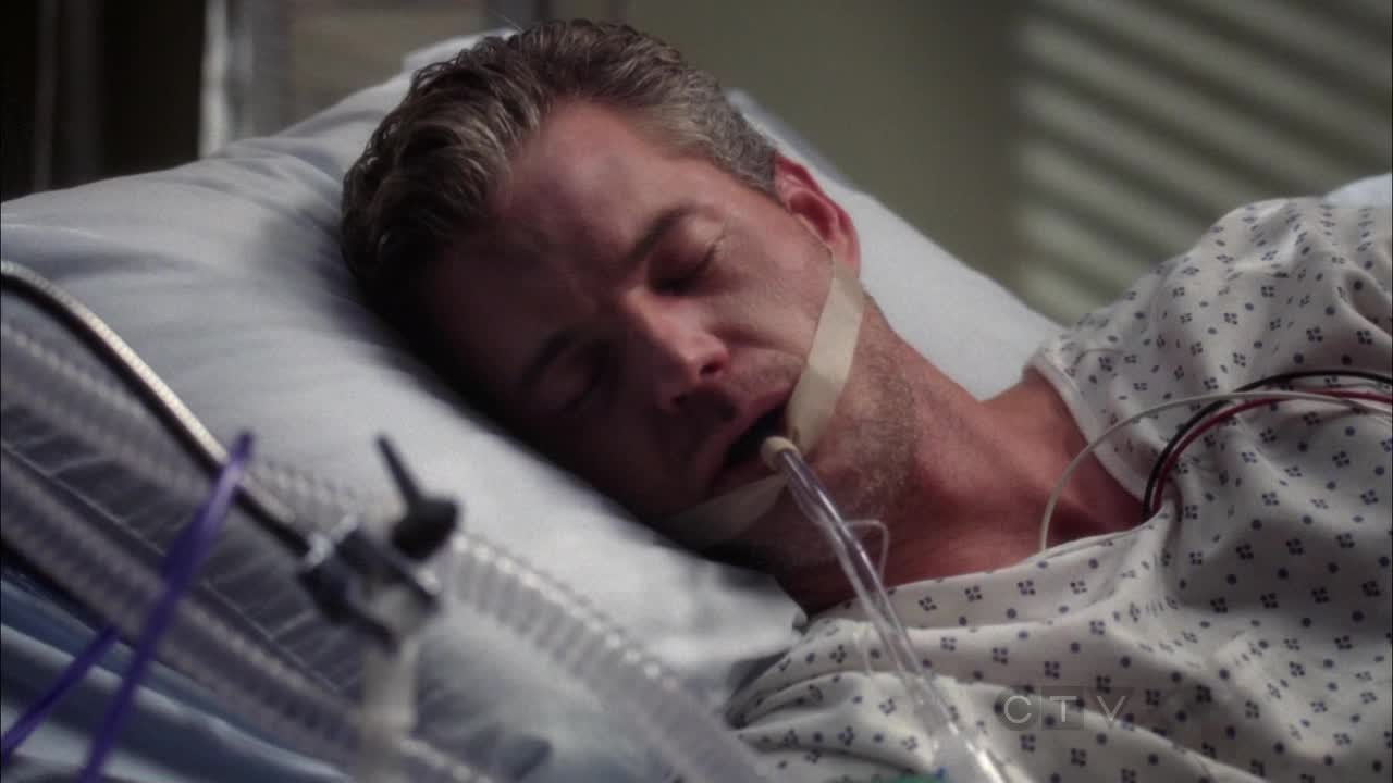 What the heck, Shonda? You didn't have to kill the man!