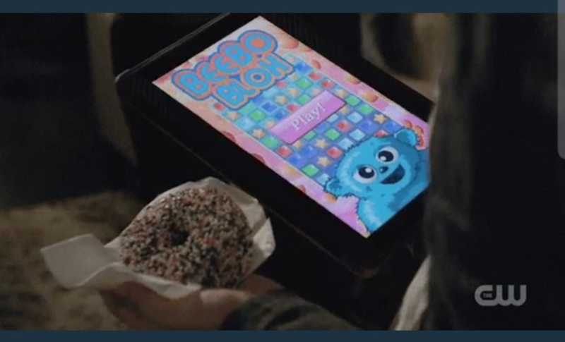 Beebo has an app!! 😂😂😂😂😂 #LegendsofTomorrow I WANT IT